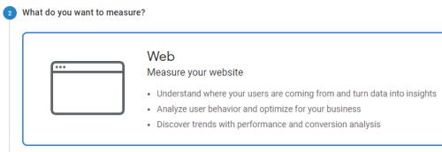 Measure Shopify Website with Google Analytics